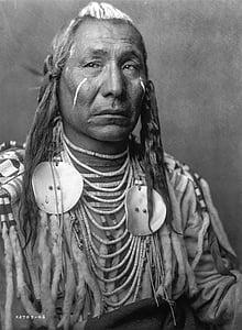 male native Indian American photo