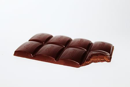 chocolate with bite