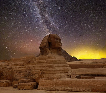 Great Spinx of Giza, Egypt
