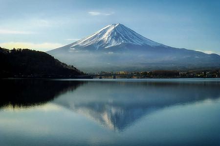 Mt. Fuji of Japan