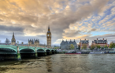 Big Ben during daytime