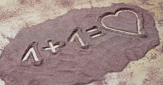 1 + 1 + heart