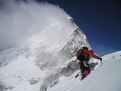 Mt. Everest, Chile