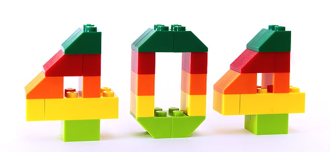 404 LEGO blocks