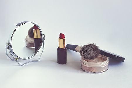 Royalty-Free photo: Five liquid lipstick stains - PickPik
