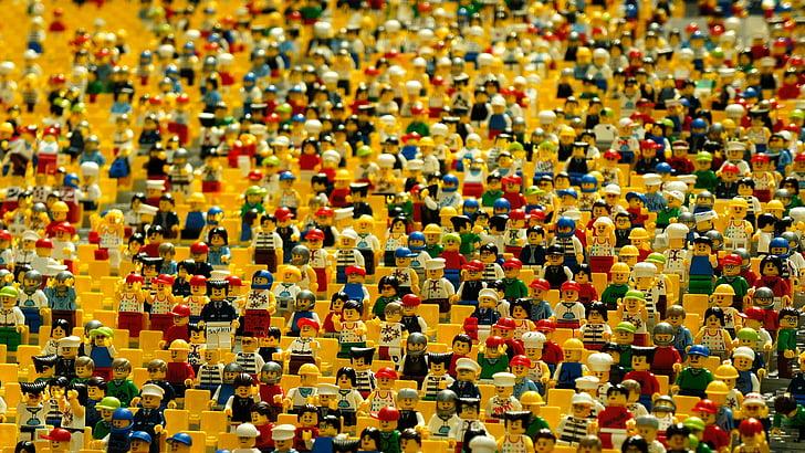 LEGO mini figure collection