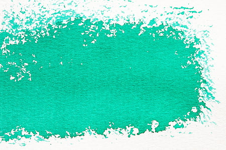 photo of green paint