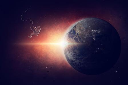 Gravity movie graphics