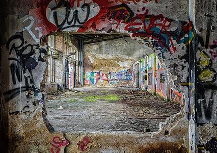 macro shot photography of graffiti wall