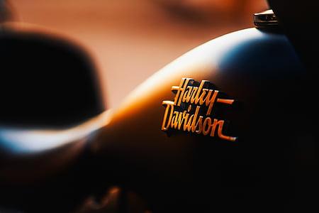 Harley-Davidson emblem