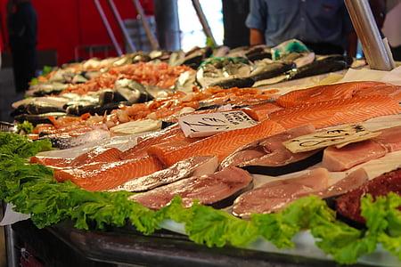 raw fish lot