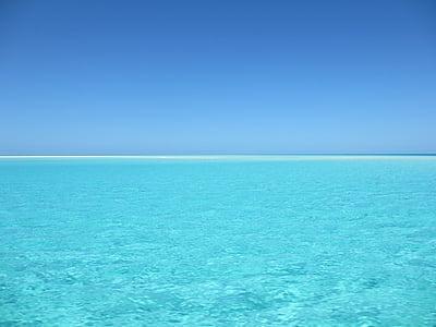 ocean water
