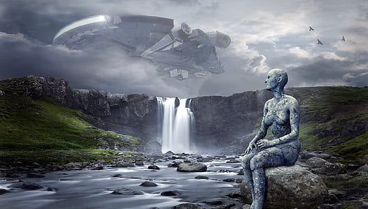 Alien Covenant movie scene