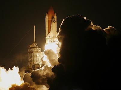 Space Shuttle scenery