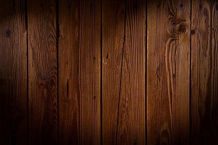 brown wood pallet