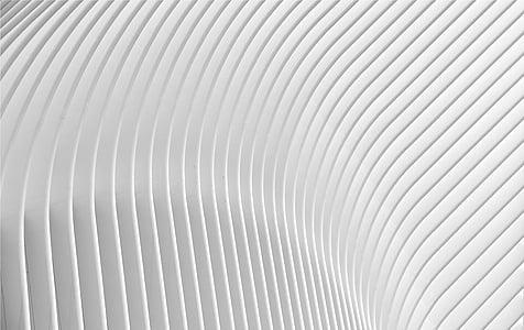 white spiral wallpaper