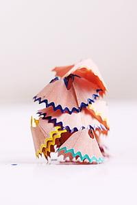 assorted-color pencil skin lot