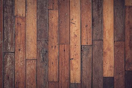 brown and black wooden parquet