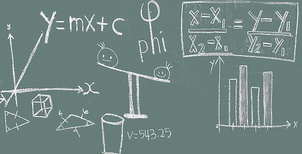 mathematical equations