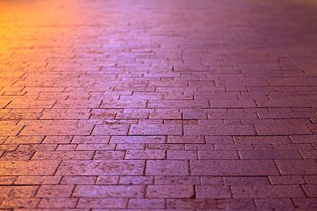close-up photo of gray pavement
