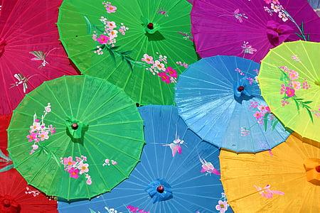 oil paper umbrella lot