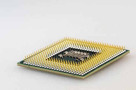 computer processor unit