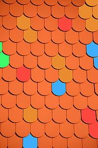 orange roof illustration
