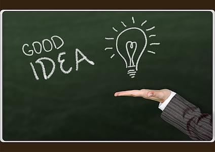 Good Idea poster