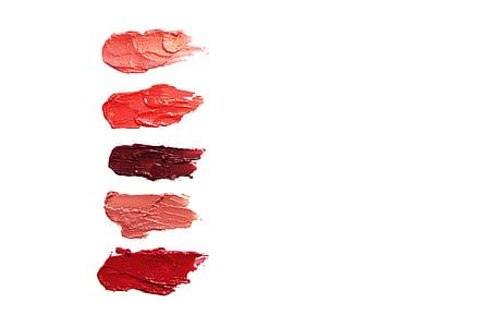 five liquid lipstick stains