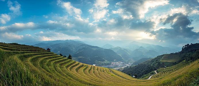 green mountain photo