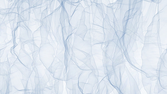 blue and white abstract illustration
