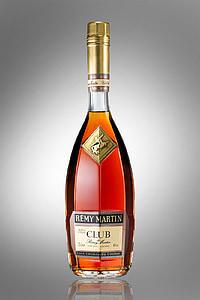 Remy Martin Club wine bottle
