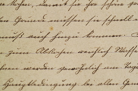cursive penmanship