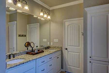 gray graphite bathroom sink