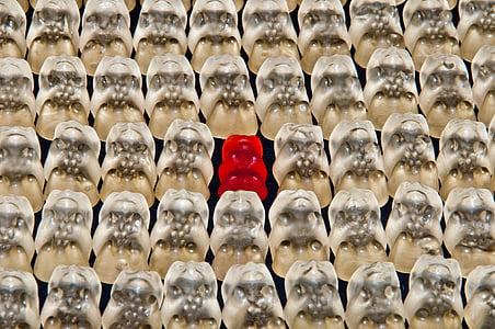 gummy bears lot