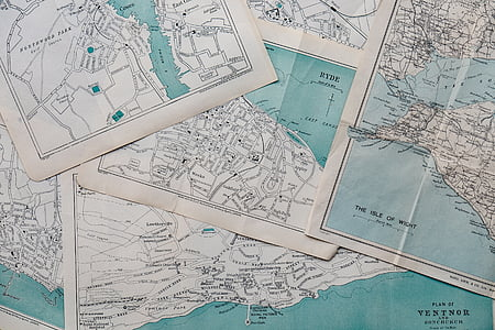map papers