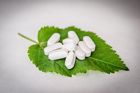white medicinal tablet lot