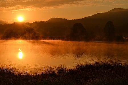 Sunset photograph