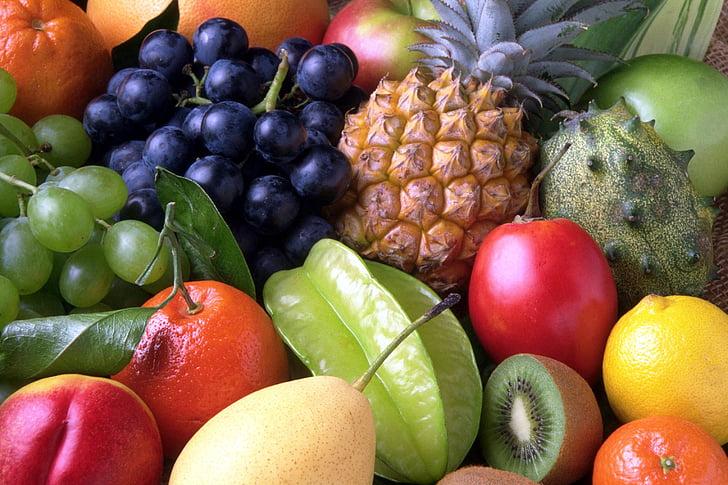 fruit lot